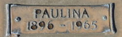 Paulina <I>Adler</I> Thaut