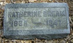 "Katherine ""Kittie"" <I>Cline</I> Bream"