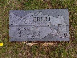 Ronald E. Ebert