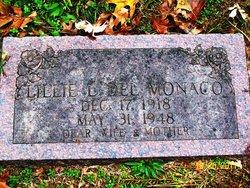 Lilley Luella <I>Scott</I> Del Monaco