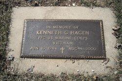 Kenneth G. Hagen