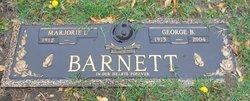 Marjorie Lee <I>Phillips</I> Barnett