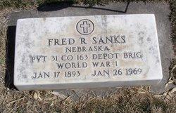 Fred R. Sanks