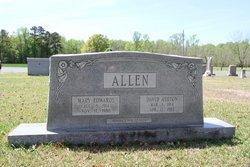 Mary <I>Edwards</I> Allen