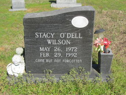 Stacy O'Dell Wilson