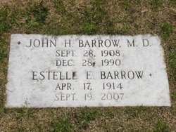 Estelle E Barrow