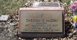 Chester Earl Hagen Sr.