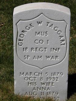 George W. Taggart