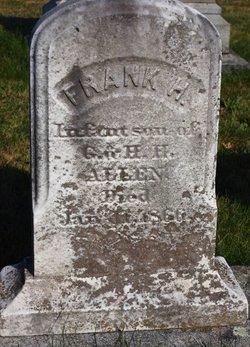Frank Howland Allen
