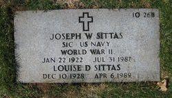 Joseph W Sittas
