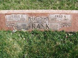 Jessie Gladys <I>Frazer</I> Trask