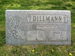 Carl Rudolph Dillman