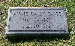 Anna Daisy <I>McCleskey</I> Davis
