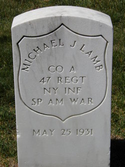 Michael J Lamb