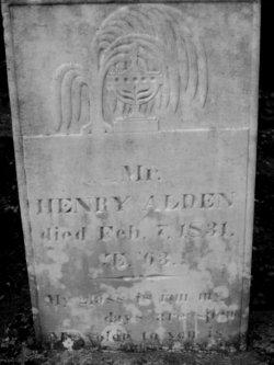 Henry Alden
