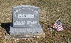 Elizabeth R. <I>Rebert</I> Arnold