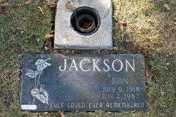 Ronald Stanley Jackson