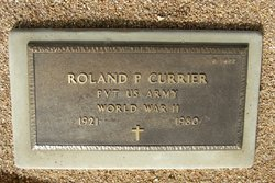 Roland P Currier