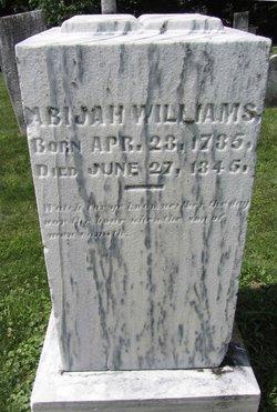 Abijah Williams