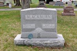 Dr William J Blackburn