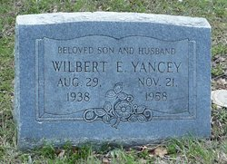 Wilbert Edward Yancey