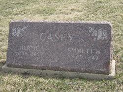 Bertie Ethel <I>Elson</I> Casey