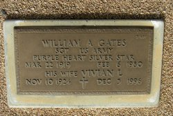 William A Gates