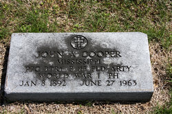 John Addison Cooper, Jr