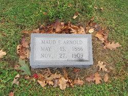 Maude Elizabeth <I>Hodge</I> Arnold