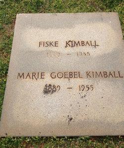 Marie Goebel Kimball