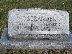 Marie Phillips <I>Worden</I> Ostrander