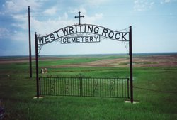 West Writing Rock Cemetery