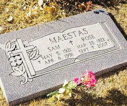 Rose Maestas