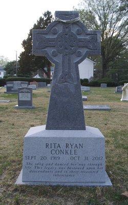 Rita Agnes <I>Ryan</I> Conkle