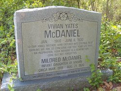 Mildred McDaniel
