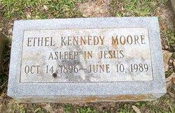 Mary Ethel <I>Kennedy</I> Moore