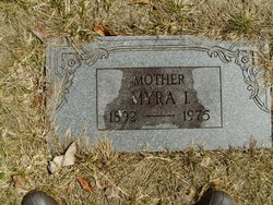 Myra Idell <I>Jones</I> Barnes