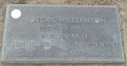 J. Oscar Williamson