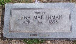 Lena Mae Inman