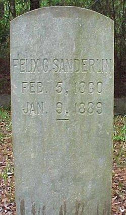 Felix G Sanderlin