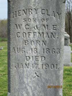Henry Clay Coffman