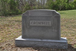 Mary J. <I>Johnson</I> Cromwell