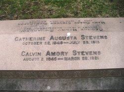 Calvin Amory Stevens