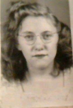 Sarah Katherine <I>Jones</I> Burriss