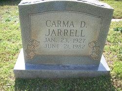 Carma Darlene <I>Bidwell</I> Jarrell