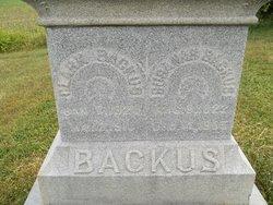 Clark Backus