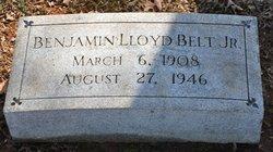 Benjamin Lloyd Belt, Jr