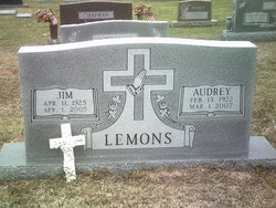 Audrey Virginia Lemons