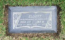 Rosa Lee <I>Dorner</I> Elliott