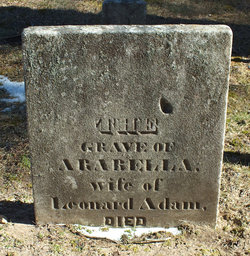 Arabella <I>Cook</I> Adam